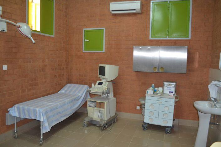 salle d'examination