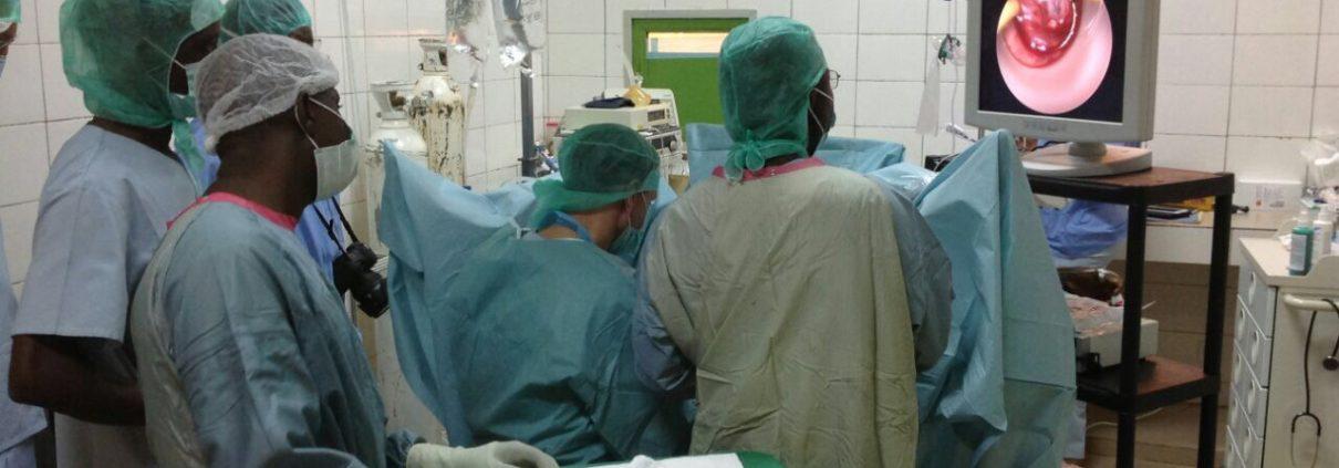 urologues allemends en travail